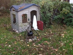 Haunted Playhouse