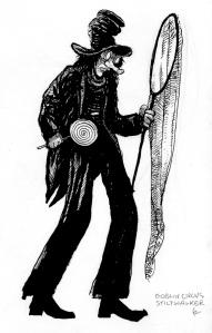 Goblin Circus Stiltwalker