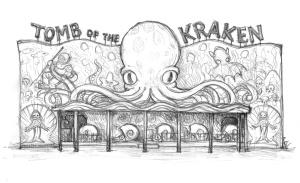 tomb of the kraken