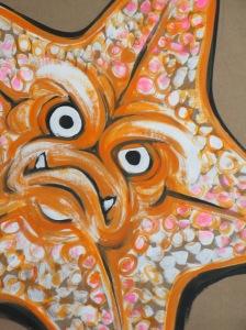 Sourface Starfish